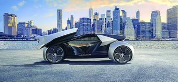 Jaguar ya diseña el auto autónomo para el 2040