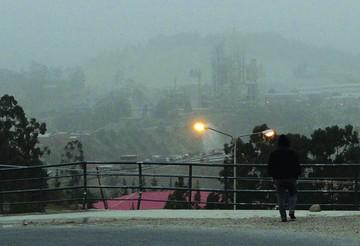 Vientos fuertes provocan serios problemas en Sucre