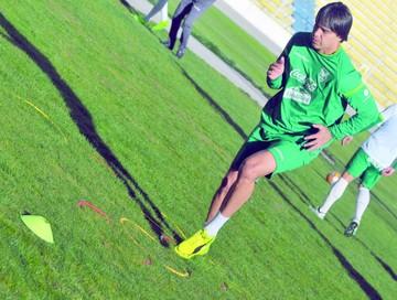 Ataque con Fierro y Martins