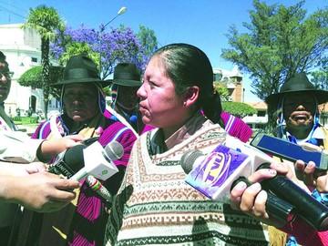 Guaqui demanda la creación de oficinas de DDRR