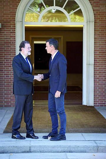 España: Gobierno apela a la unidad por Cataluña