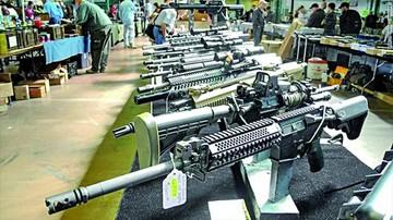 Los fabricantes de armas suben en la bolsa tras matanza de Las Vegas