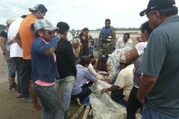 Beni: Concluye trabajo de rescate de cuatro bañistas tras hallazgo de último cuerpo
