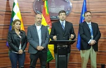 Opositores presentarán denuncia ante CIDH contra reelección de Evo Morales