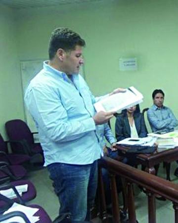 Niegan solicitud de libertad a Ariel Rocha