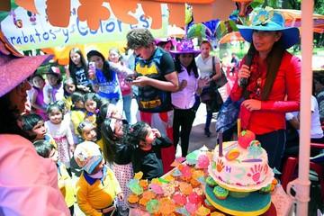 Aniversario de Garabatos y Colores