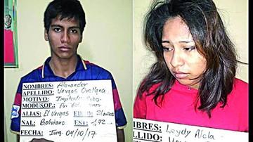 Capturan a dos personas por robo de tarjetas Entel