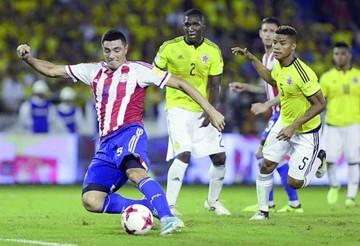 Paraguay da el batacazo