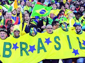 Inician campaña para que Brasil se deje ganar en casa