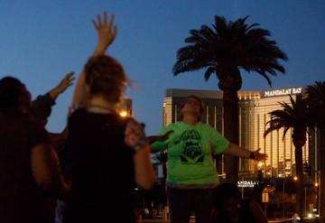 Drama en Las Vegas: El Festival de la muerte