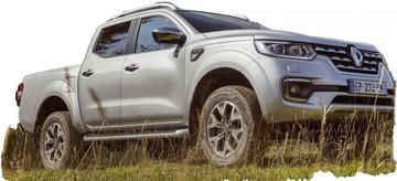 Renault lanza a la venta su nueva pick-up Alaskan