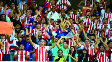 Paraguay voltea taquilla