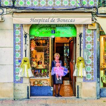 Un curioso atractivo lisboeta: El Hospital de Muñecas
