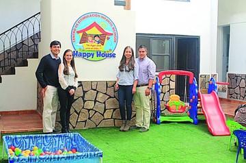 """Se abre en Sucre """"Happy House"""", primera guardería parvularia bilingüe"""