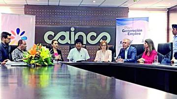 Farmacorp generará 150 empleos en el marco de plan del Gobierno