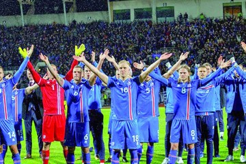Islandia y Serbia clasifican
