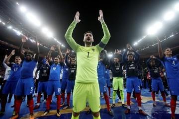 Griezmann conduce a Francia hasta Rusia