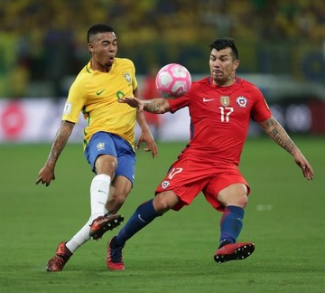 Brasil deja a Chile fuera del Mundial