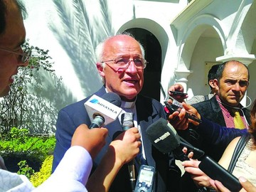 Iglesia pide respetar el voto del soberano