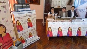 Papiloma: Todo listo para campaña de vacunación