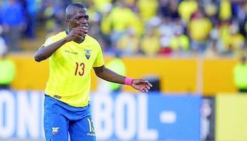Ecuador castiga a jugadores