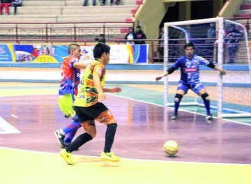 Liga de Futsal a segunda fase
