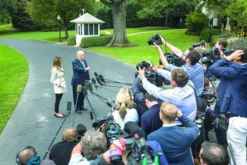 Trump advierte con abandonar el protocolo nuclear con Irán