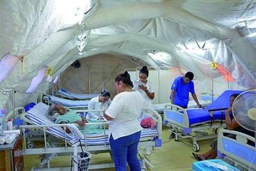 39 personas heridas en sismos en México siguen hospitalizadas