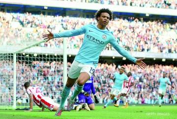 City se da un festín de goles