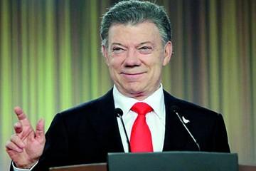 Presidente de Colombia visitará Bolivia en 2018