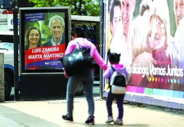 Argentina entra en la recta final para elecciones