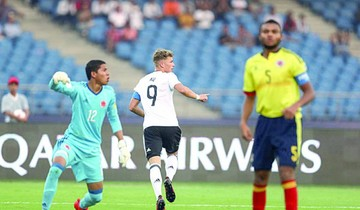 Sub 17: Colombia y Paraguay fuera del Mundial