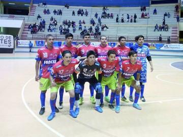 "Futsal: La ""U"" recibe a CRE"