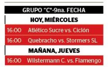 Atlético Sucre busca subir al tercer lugar de su grupo