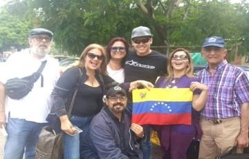 Cuatro magistrados opositores venezolanos llegan a Chile como asilados políticos
