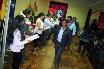 Más de 240 trabajadores certifican competencias