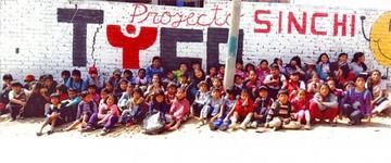 Proyecto Tica cumple 20 años de apoyo a niños