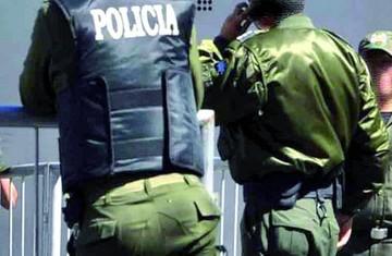 Oruro: Hallan cadáver de mujer enterrada en valija
