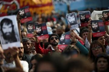 Argentina: Cadáver de Santiago Maldonado no presenta lesiones
