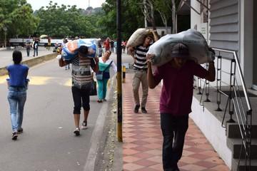 Venezuela y Colombia, la frontera de fuego