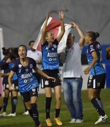 Las brasileñas de Corinthians son las campeonas de la Copa Libertadores