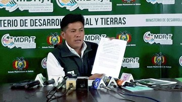 Hermano de Viceministro figura entre 14 detenidos