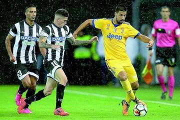 Juventus vuelve al triunfo con goleada a Udinese