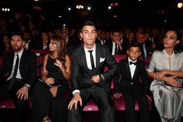 FIFA: Cristiano Ronaldo nuevamente es el mejor jugador del mundo