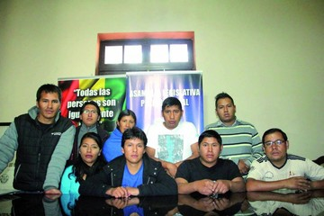 Las Juventudes del MAS apuntan a las redes sociales