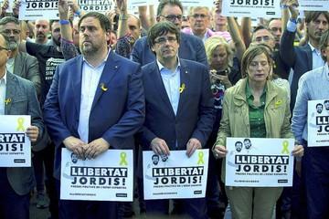 Cataluña insistirá en su declaración de soberanía