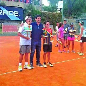 Chuquisaqueño Vedia logra título en el G1 de Tarija