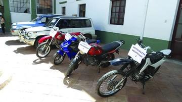 Ladrones aprovechan las fiestas para robar coches