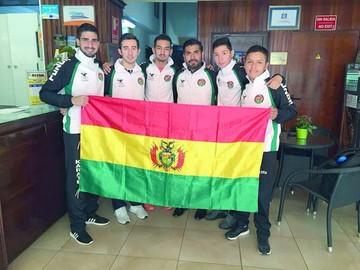 Bolivia debuta en el Mundial de Karate Olímpico