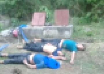 Tres personas mueren ahogadas en Tarvita cuando limpiaban una toma de agua